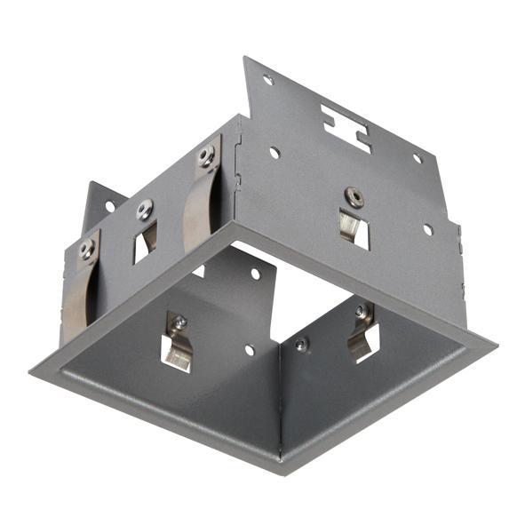 FRAME1F.S2/.. - BETA SYSTEM, inbouwbasis voor cassette - vierkant