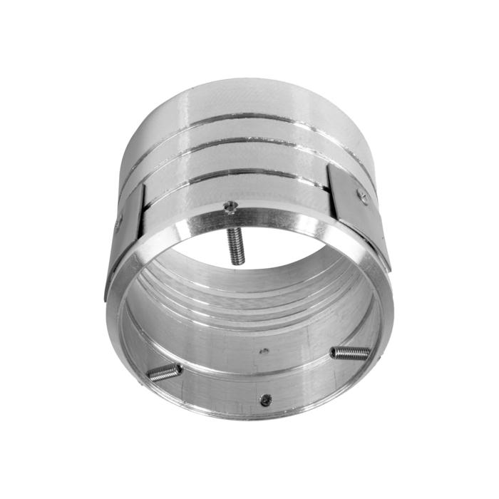 E-RING-GYPROC/.. - Ø80-82 EQUAL CLICK SYSTEM GYPROC, inbouwring - rond - voor plafond in gyproc