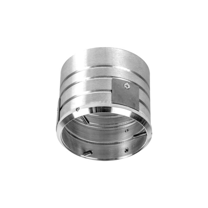 E-RING-CONCRETE/.. - Ø82 EQUAL CLICK SYSTEM CONCRETE, inbouwring - rond - voor plafond in beton