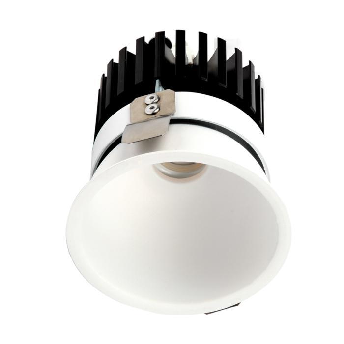 1501.S2/.. - CAMELEON CITIZEN LED, inbouwspot - rond - vast - down