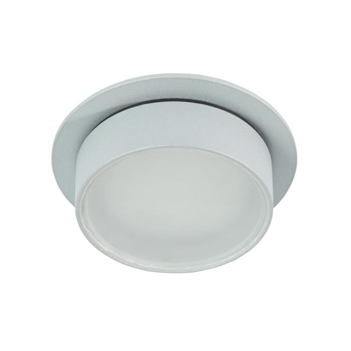 W3154/.. - MANTA IN DOUCHE, semi built-in and built-up ceiling light - round - fixed - with mat glass - without transformer