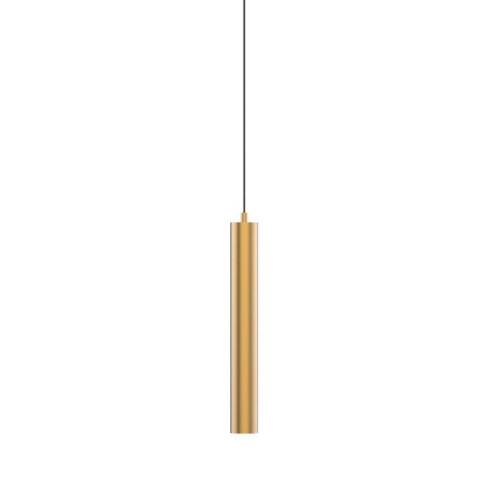 1823.AC.450/.. - MERO PENDEL BRASS, hanglamp - rond - met 1,5m textielkabel en trekontlasting aan fitting