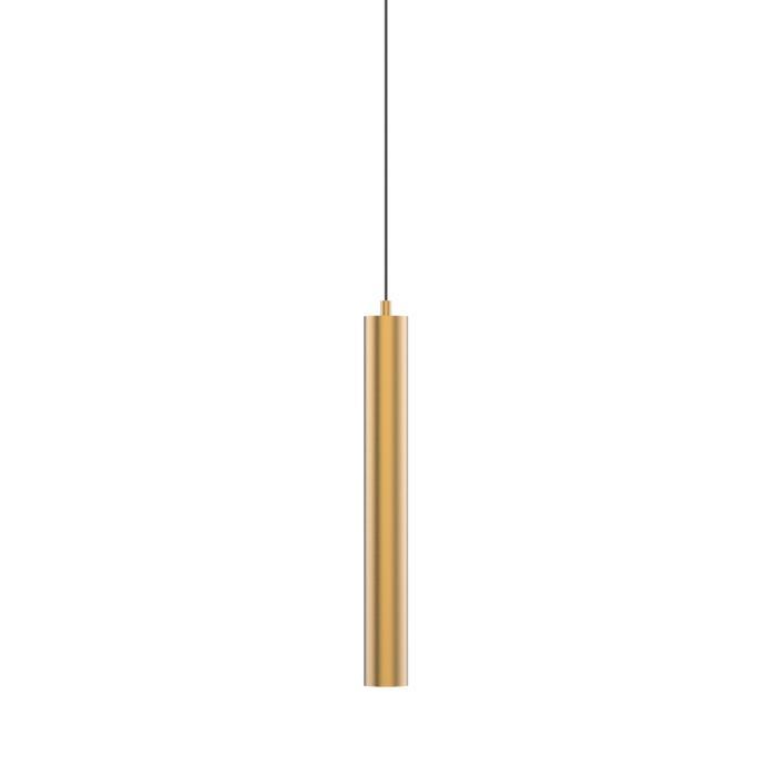 1823.AC.500/.. - MERO PENDEL BRASS, hanglamp - rond - met 1,5m textielkabel en trekontlasting aan fitting