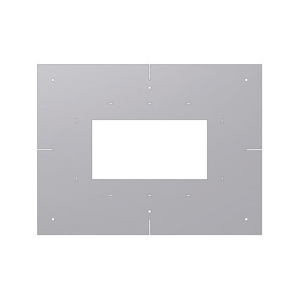 S.2F/.. - BETA SYSTEM, kit à emplâtrer - carré