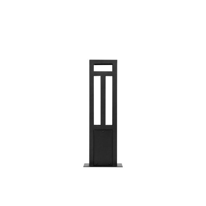 T1179.470/.. - FRANKLIN, tuinpaal - vierkant - vast - met transfo
