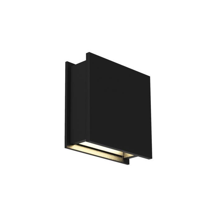 W1250C/.. - OUTSIDER, opbouw wandlicht - down - zonder transfo