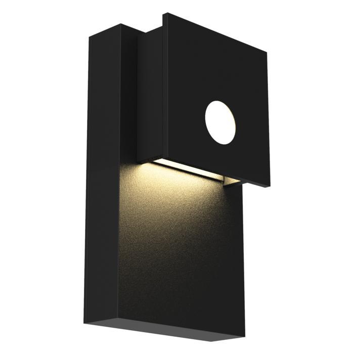 W1252/.. - OUTSIDER, opbouw huisnummerwandlicht  - down - met transfo