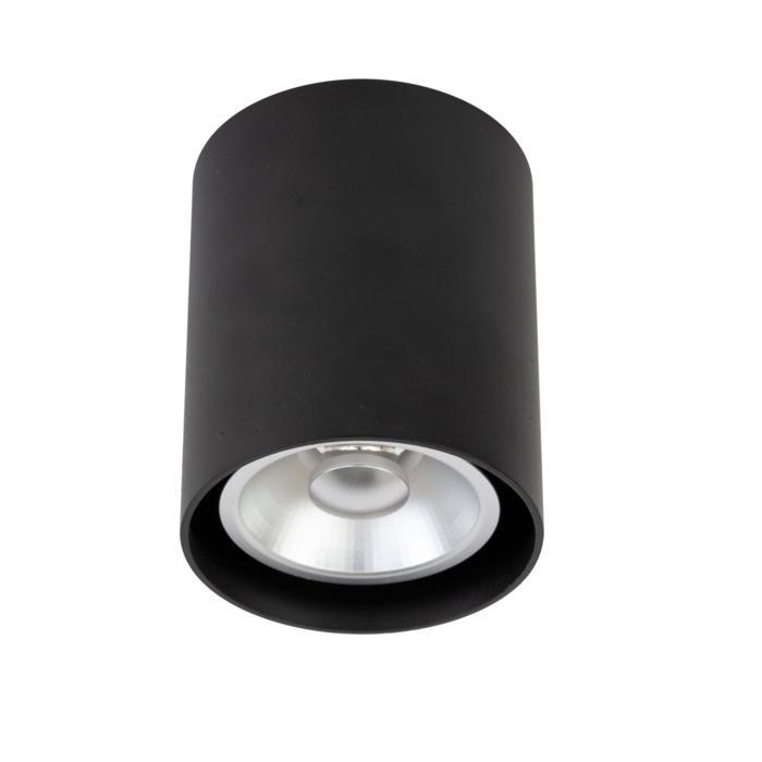 W1615/.. - RICHARD - INOX, opbouw plafondverlichting - rond - vast