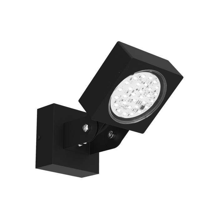 W661/.. - ZAMORA, opbouw wandlicht - richtbaar - down