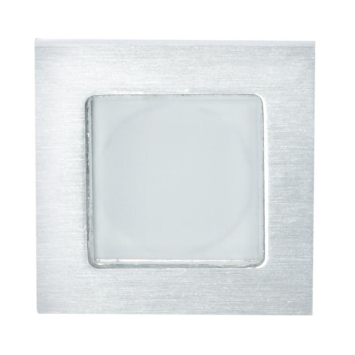 ZIAMINICCLED/.. - Ø29, inbouw plafond- en wandlicht - vierkant - zonder LED driver