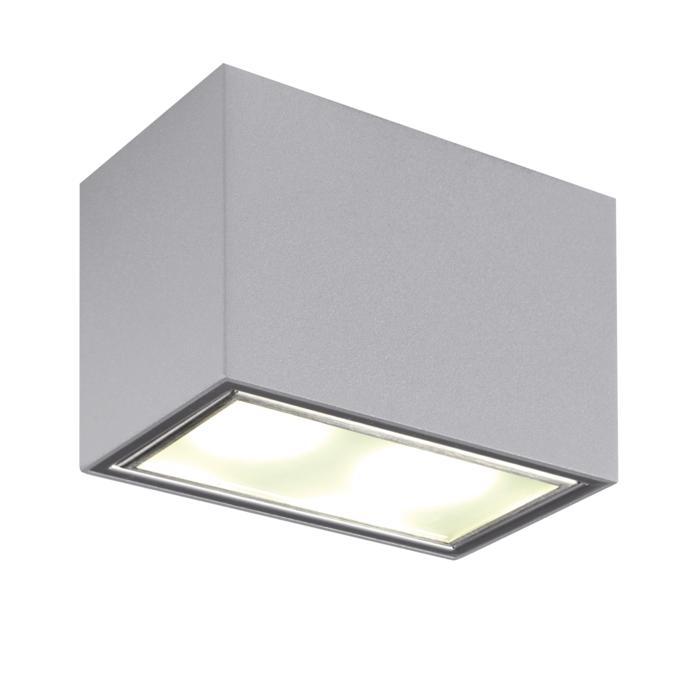 1712.ES50/.. - BETAPLUS, opbouw plafondverlichting - down - met glas