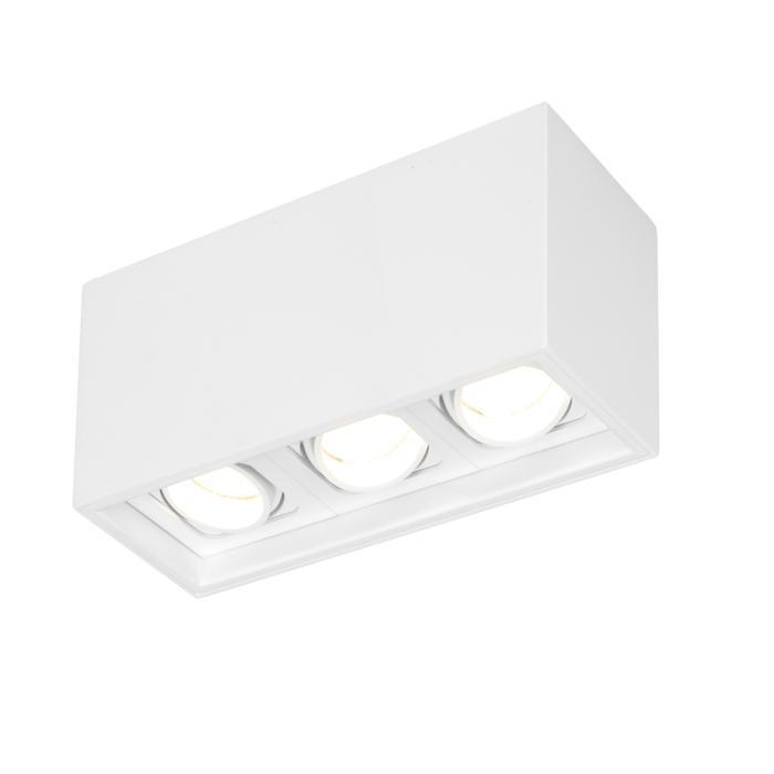 1707.ES50/.. - BETAPLUS, opbouw plafondverlichting - richtbaar - down