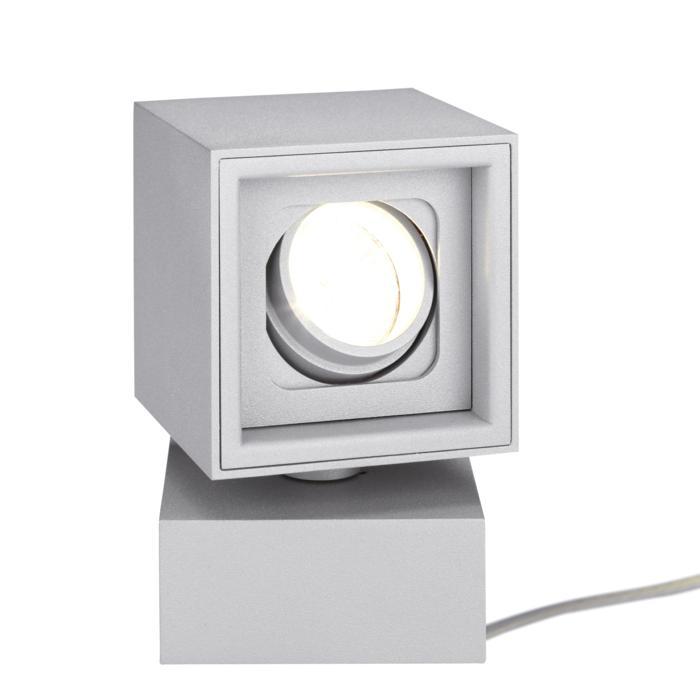 1741/.. - BETAPLUS, tafellamp - richtbaar - met schakelaar - snoer en stekker - met transfo