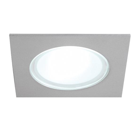 1354.S1/.. - CESAR, inbouw plafond- en wandlicht - vierkant - aansluiting met lusterklem  - zonder LED driver
