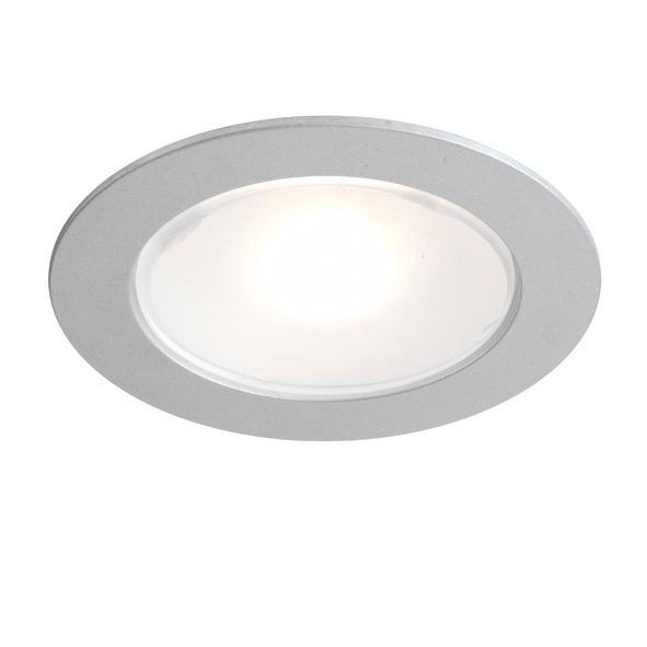 W1355.S2/.. - CESAR, inbouw plafond- en wandlicht - rond - aansluiting met 1,5m kabel  - zonder LED driver
