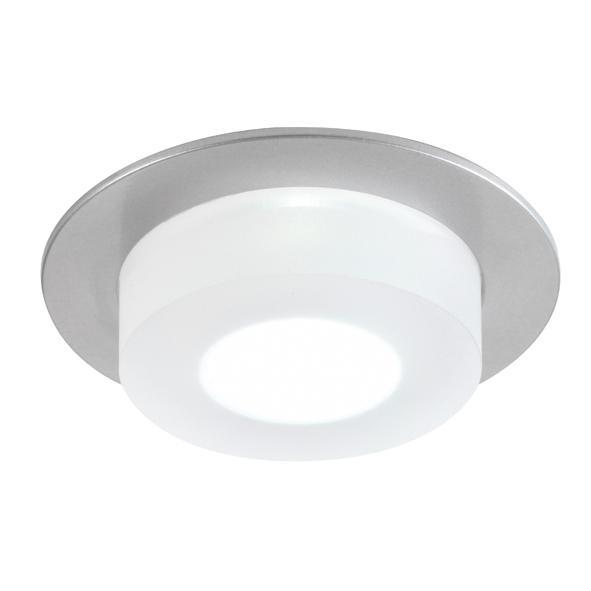 W1360.S1/.. - CESAR X, inbouw plafond- en wandlicht - rond - aansluiting met 1,5m kabel - met optische lens in een plexi omhulsel - zonder LED driver