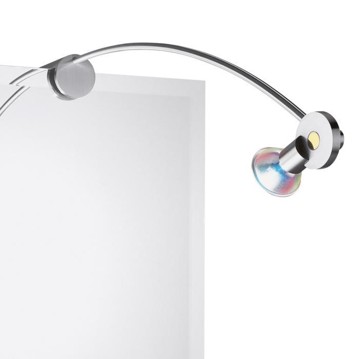 3008.DISCUS.45/.. - DISPLAY, display verlichting - clip 45mm - met transfo