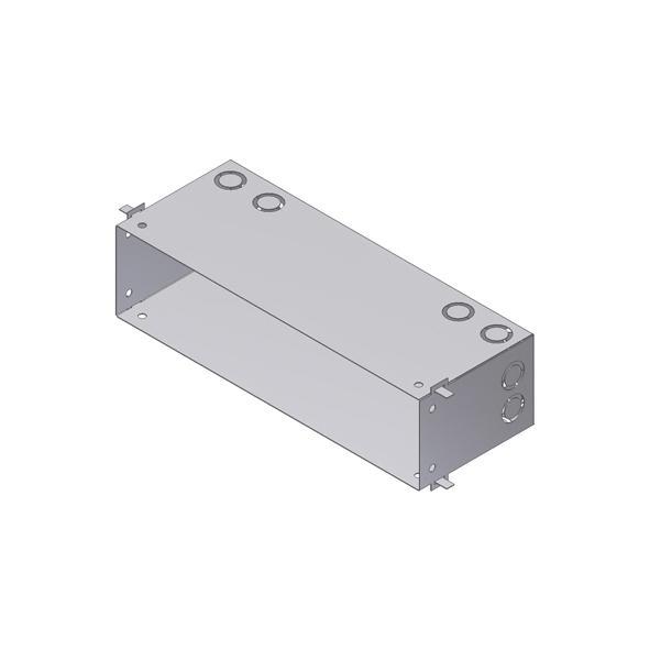 1234B/.. - COMPACT box, inbouwdoos - inbouwdoos