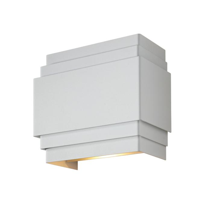 1781.IP20/.. - ENSOR XICATO, built-up wall light - down/up - with led - with LED driver