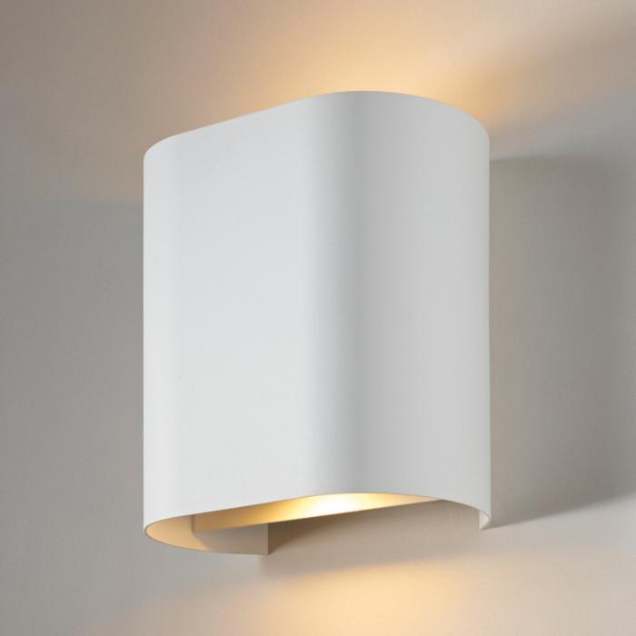 1785/.. - ENSOR, opbouw wandlicht - vast - down/up