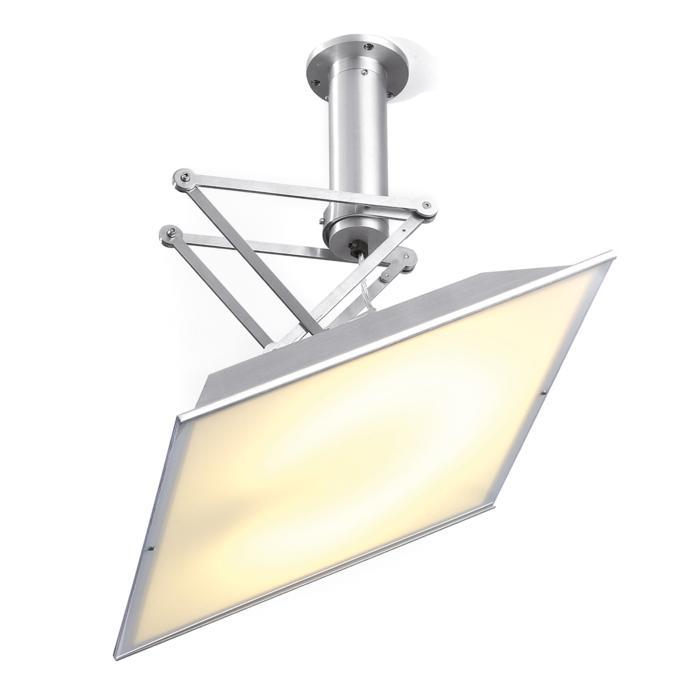 1415LED/.. - LOBBY LED, opbouw plafondverlichting - richtbaar