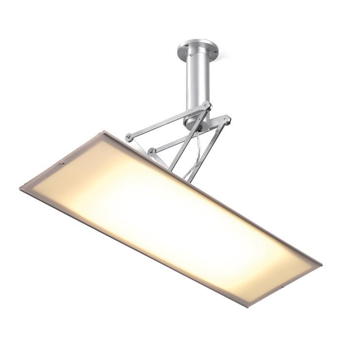 1416LED/.. - LOBBY LED, opbouw plafondverlichting - richtbaar