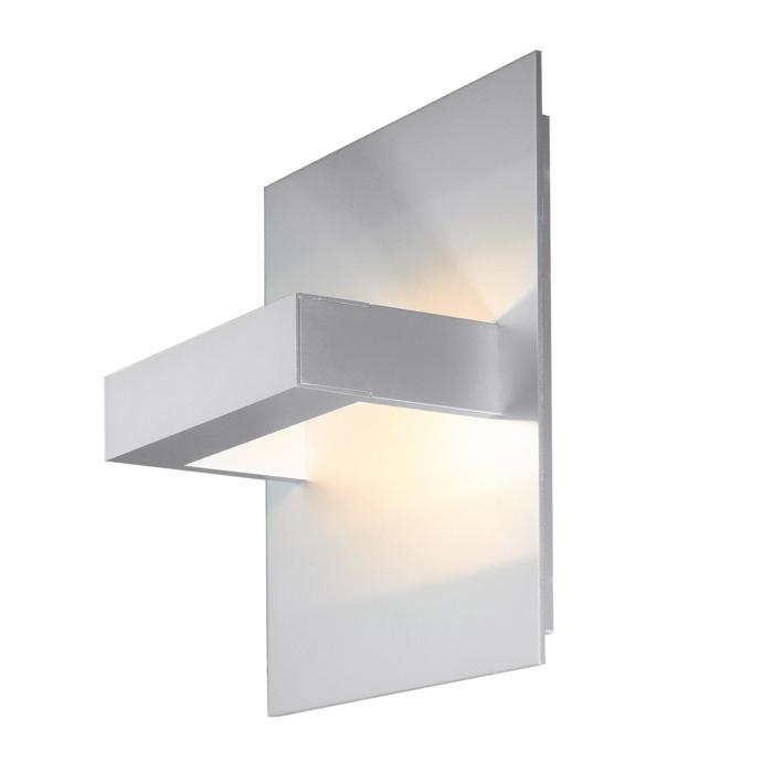 1401LED/.. - LOTUS UP LED, opbouw wandlicht - vierkant - vast - down/up