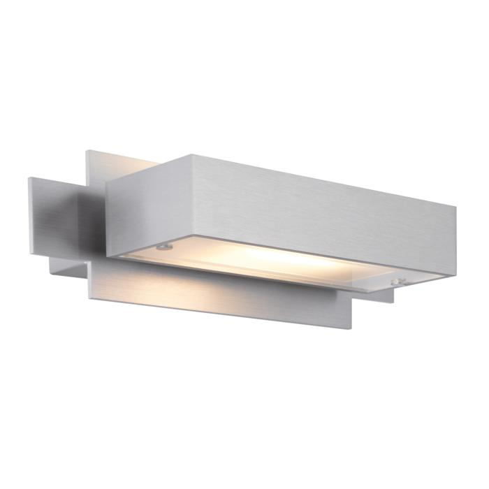 3032.LED/.. - MAMBO LED, opbouw wandlicht - vierkant - vast - down/up