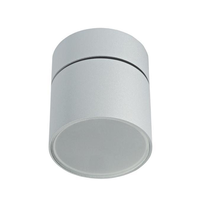W3141/.. - MANTA UP DOUCHE, opbouw plafondverlichting - rond - vast - met mat glas - zonder transfo