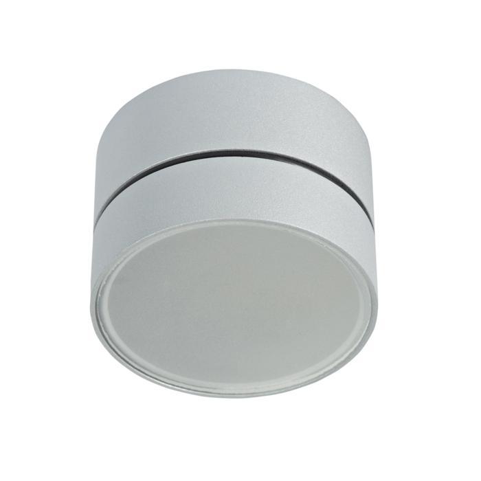 W3142/.. - MANTA UP, opbouw plafondverlichting - rond - vast - met mat glas - zonder transfo