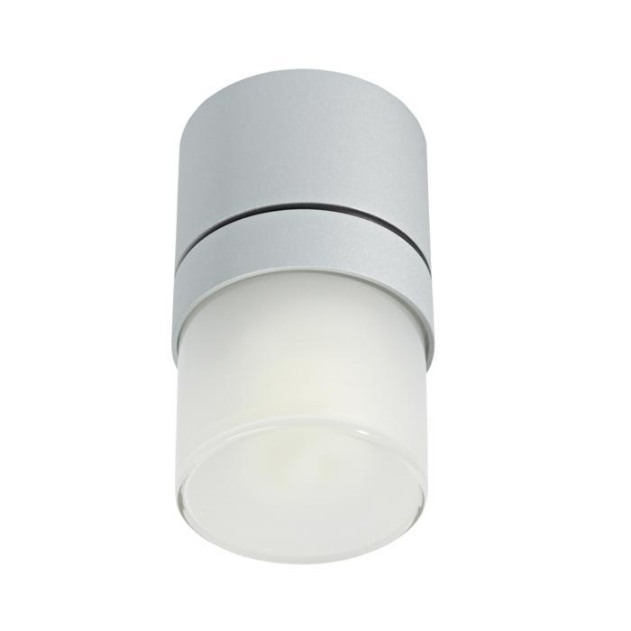 W3146/.. - MANTA UP, opbouw plafondverlichting - rond - vast - met hoog mat glas