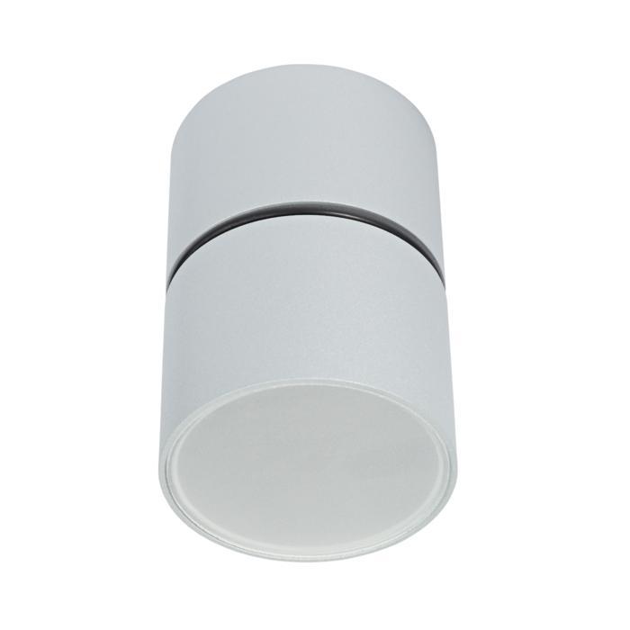 W3145/.. - MANTA UP, opbouw plafondverlichting - rond - vast - met mat glas