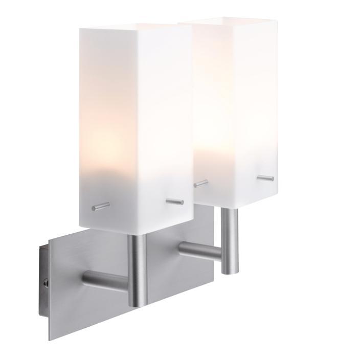 4025.W2/.. - MAX, opbouw wandlicht - up - met mat glas