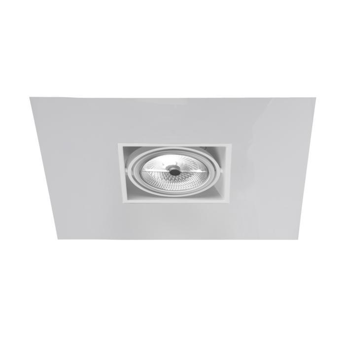 645IN.QR/.. - MONET 400 INBOUW, inbouw plafondverlichting - met transfo - met electronische ballast