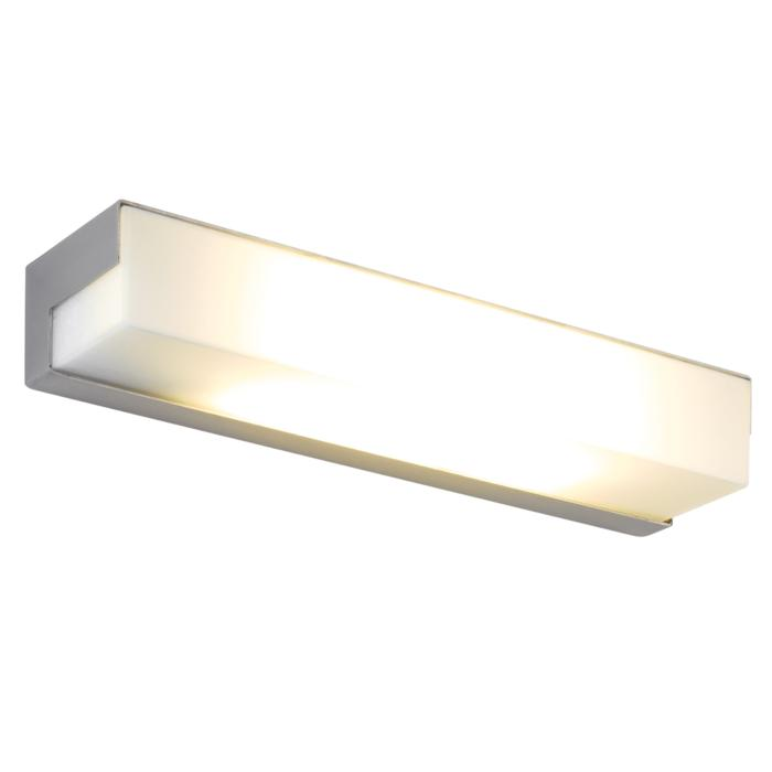 641.HL335/.. - MONET, built-up wall light - stainless steel housing + polycarbonate cover - with magnetic gear
