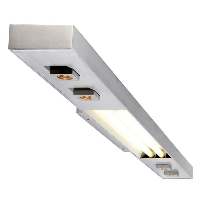 2720/.. - NEPTUNUS WALL, Wandleuchte für Aufbau - 2 Stromkreise - mit elektronischem Vorschaltgerät - mit Driver LED
