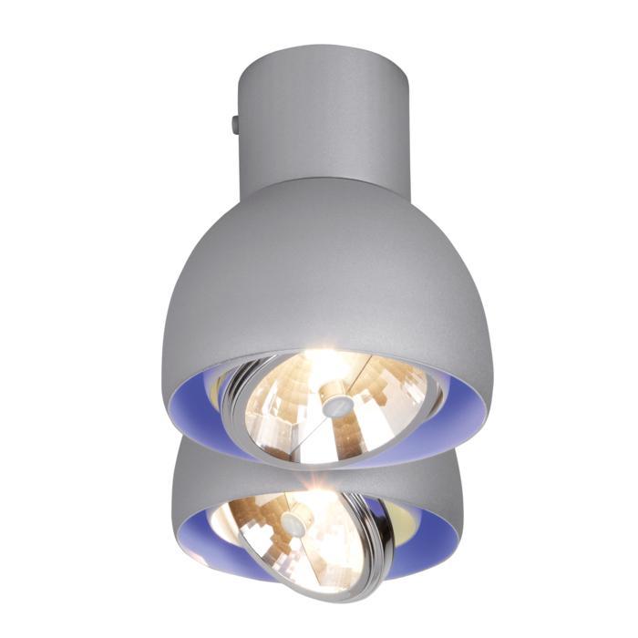 1812/.. - OLIVIA, opbouw plafondverlichting - vast - met transfo - met LED driver