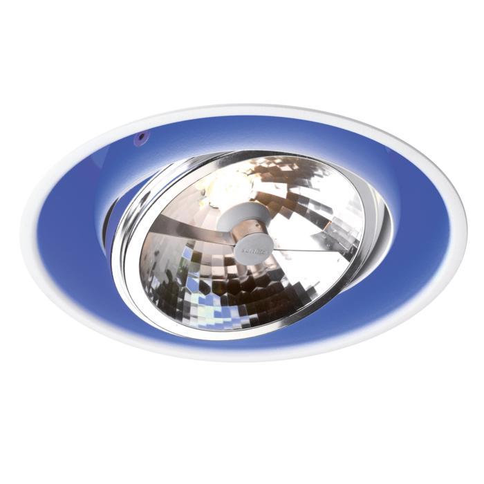 1808/.. - OLIVIA, inbouwspot - zonder transfo - zonder LED driver
