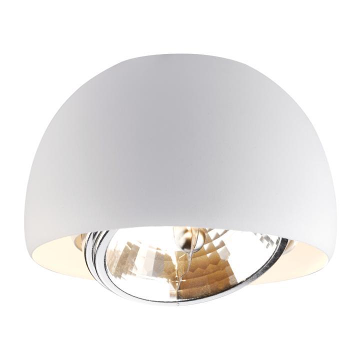 1810/.. - OLIVIA, half in- en opbouw plafondverlichting - rond - zonder transfo - zonder LED driver