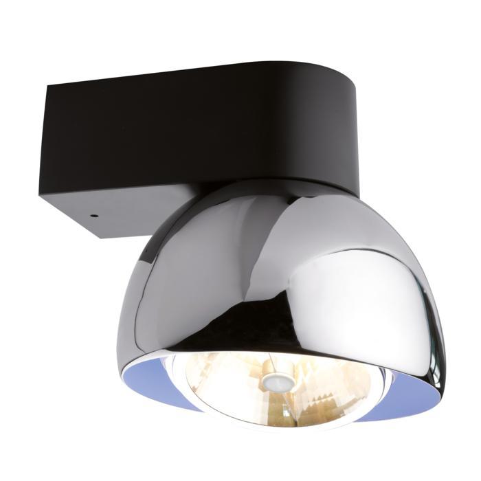 1819.DOWN/.. - OLIVIA, opbouw wandlicht - richtbaar - met transfo - met LED driver