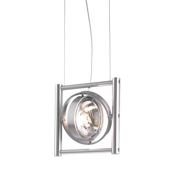 4041/.. - OPERA VERT., hanglamp - richtbaar - met transfo