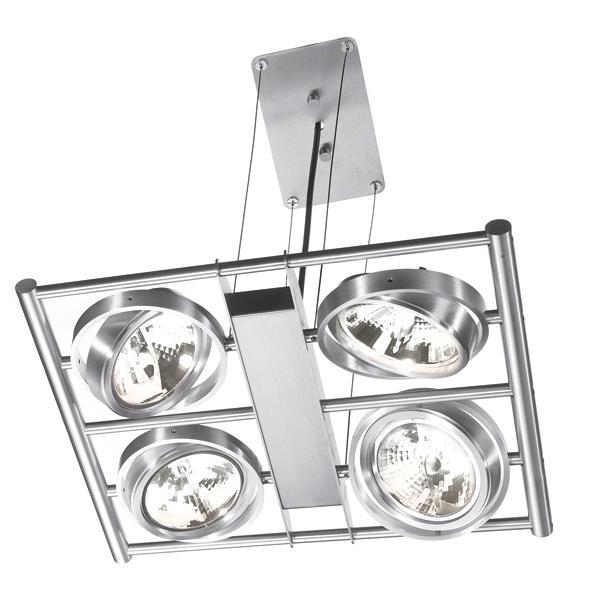 4007/.. - OPERA, hanglamp - richtbaar - met transfo