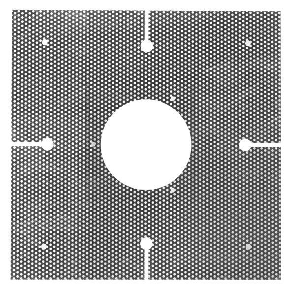 1808B/.. - OLIVIA-INCA plasterkit, plaasterkit - vierkant