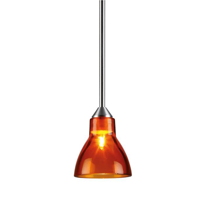 GL5796O/.. - GLASS, glas - transparant oranje