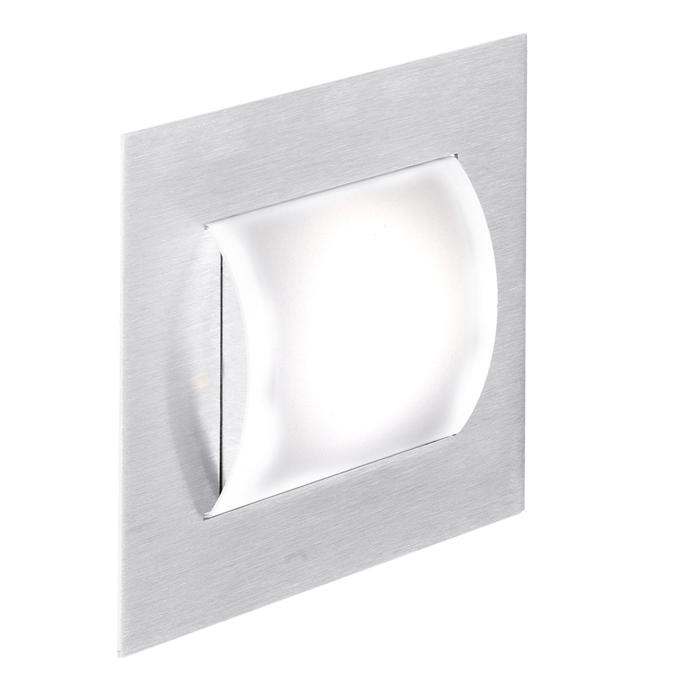3058/.. - PRADO, inbouw wandlicht - polycarbonaat