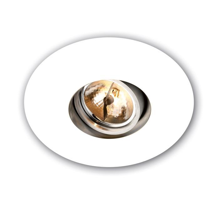 1481/.. - QUORUM, inbouwspot - richtbaar - met transfo - met electronische ballast