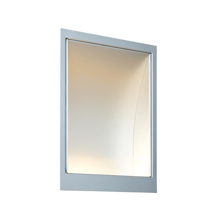 2235ALED/.. - SCREEN LED, inbouw wandlicht - met effen reflector