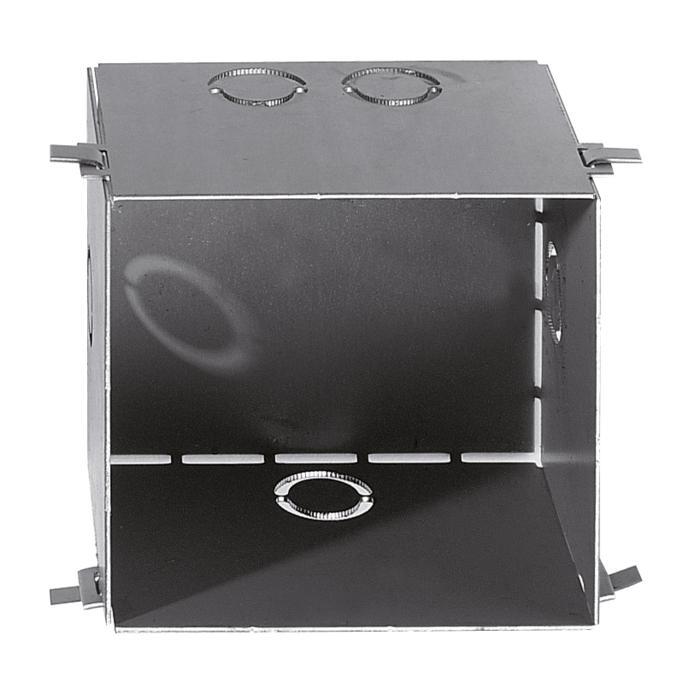 1245A/.. - SINGLE MOON box ZT, inbouwdoos - geen plaats voor transfo