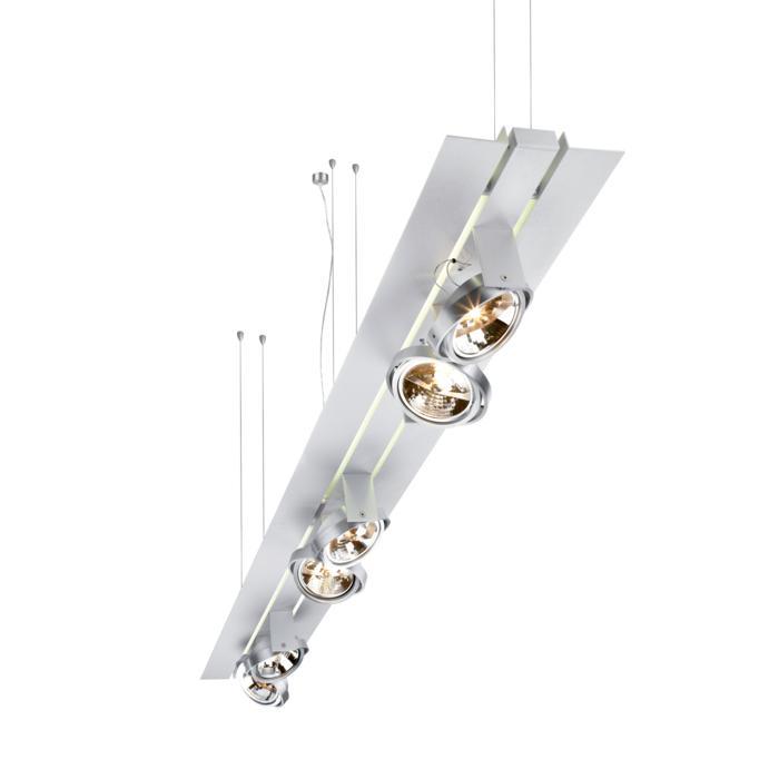 1560/.. - SLIDE, lichtsysteem - met transfo - met electronische ballast