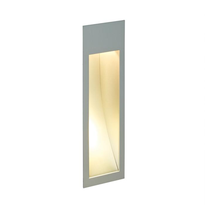 2238ALED/.. - SMALL SCREEN LED, inbouw wandlicht - met effen reflector